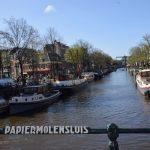 Amsterdam, Brouwersgracht ( le canal des brasseurs) #1