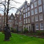 BEGIJNHOF ou Béguinage à Amsterdam