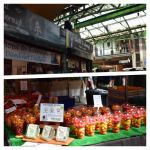 la balade du mercredi:Borrough market london