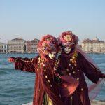 la balade du mercredi: Venise et son carnaval