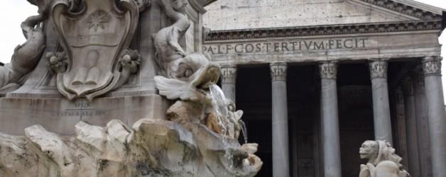 à la découverte de Rome: le Panthéon,