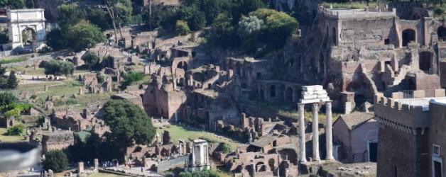 sur le ciel de Rome #1