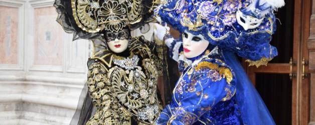 séance impromptue au carnaval de Venise