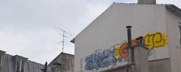 les murs de ma ville: