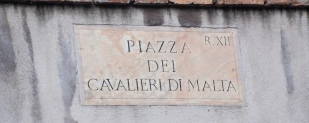 la serrure de de la villa du prieuré des chevaliers de Malte, Rome
