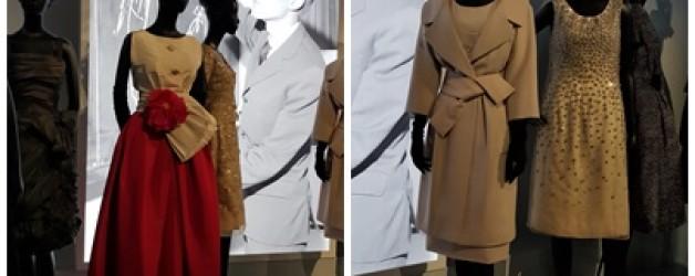 la balade du mercredi: Christian Dior, le couturier du rêve… suite