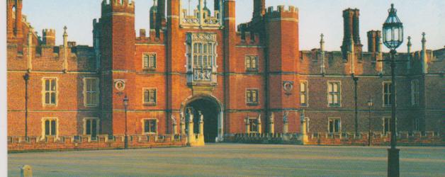 les cuisines d'Henry VIII à Hampton Court
