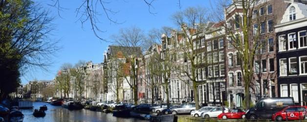 se balader à AMSTERDAM