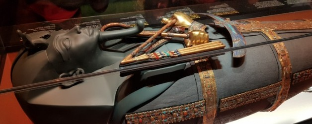 "la balade du mercredi: ""Toutânkhamon, le trésor du Pharaon"" #2"