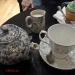 tea time at BB Bakery